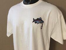 """NEW Tabasco 🌶Pepper Sauce -CAJUN HOOKER"""" T-Shirt • Mens Sz.XXL 100% Cotton"""