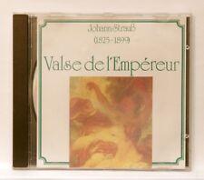 CARL MICHALSKI - STRAUSS valse de l'empereur BELLA MUSICA CD NM