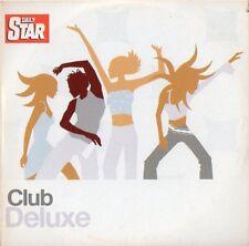 CLUB DELUXE - PROMO CD (2003) ANDREA F, XENUF, PULSE, SHAH, NEON, NEW FUTURE