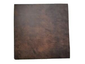 8-10 oz Water BUFFALO Leather Distressed Brown for Belt Holster Sheath Bag ect