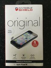 IPhone 5C INVISIBLESHIELD Ultra Grado Militar Protector de pantalla