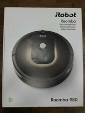 iRobot Roomba 980 Vacuum Cleaning Robot, brand new