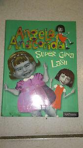 Angela Anaconda - Super Gina Lash - Collectif - Nathan
