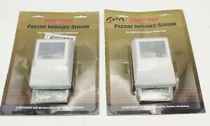 Pair of (2) Keepsafer SSD Wireless Passive Infared Motion Sensor Brand New!
