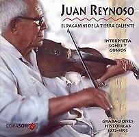Juan Reynoso - Sones Y Gustos de la Tierra Caliente (CD)