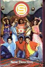 S CLUB JUNIORS - NEW DIRECTION 2002 CASSINGLE ROCHELLE FRANKIE THE SATURDAYS