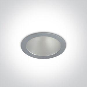 One Light Round Panel LED Recessed Light Panel Ceiling Light Down Light IP53
