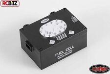 RC4WD, aluminum celle a combustibile RADIO BOX NERO TF2 Trail Finder G2 gelande II