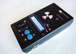 Geiger counter dosimeter kit  /w SBT10A tube USB iR Arduino IDE compat