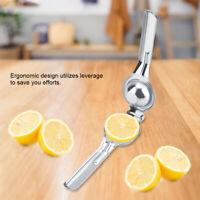 NUEVO CALIDAD PREMIUM acero inoxidable limón exprimidor PROFESIONAL MANUAL