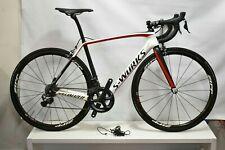 2015 Specialized S-Works Tarmac Ultegra Di2, Zipp 202 Road Bike 54cm