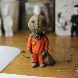 Sam Trick or Treat Samhain collectible horror figure toy Halloween creepy