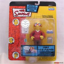 Simpsons Kirk Van Houten playmates series 11 figure