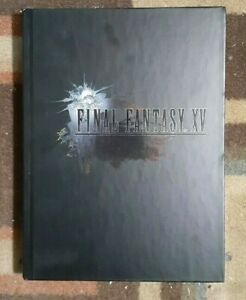 Final Fantasy XV Collector's Edition Official Hardback Strategy Game Guide
