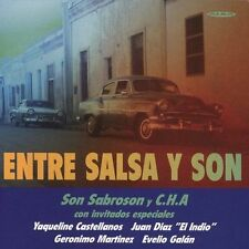 SON SABROSON/C.H.A. - ENTIRE SALSA Y SON CON INVITADOS ESPECIALES NEW CD