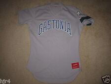 Gastonia Rangers #23 Minor League Texas Rangers Game Worn Used Jersey 44