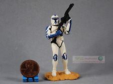 Hasbro Star Wars 1:32 Toy Soldier Figure Republic DC-15 Rifle CLONE TROOPER S144