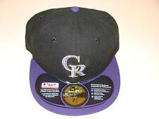 New Era Cap Hat Colorado Rockies Alt 7 3/8 Baseball MLB