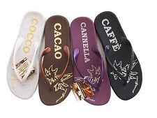 scarpe donna ecologiche infradito caucciù naturale fondo riciclabile bianco nero