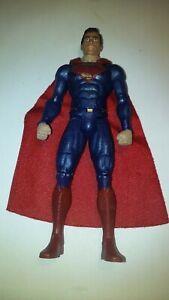 "DC Comics Multiverse 6"" Superman 1/12 SCALE w/ cloth cape"