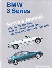 1992-1998 BMW 318i 323is 325i 325is 328i 328is M3 Repair Service Manual B398