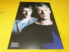 PAUL WELLER - Mini poster couleurs 6 !!!