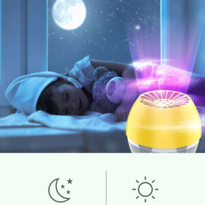 Portable Insect Repellent Multifunctional USB Anti-mosquito Lamp Useful