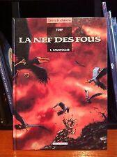 EAUX FOLLES, LA NEF DES FOUS T1 , TURF, EO 1993