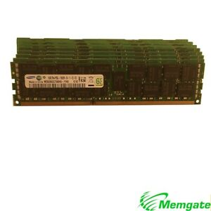 64GB (4x16GB) DDR3-1333 2Rx4 ECC Reg Memory for SuperMicro Servers  Motherboards
