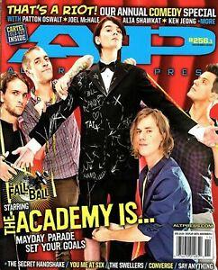 A P - Alternative Press Magazine #256.1 November 2009 - The Academy Is...