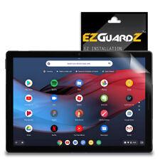 3X EZguardz New Screen Protector Shield HD 3X For Google Pixel Slate