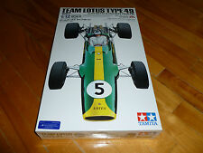 LOTUS 67 FORD COSWORTH 5 JIM CLARK TAMIYA 1/12 MODEL KIT PHOTO-ETCHED 12052 F/S