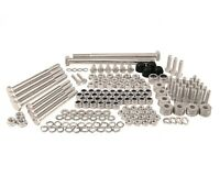 A4 Stainless Body to Chassis Bolt Kit for Land Rover Defender 90