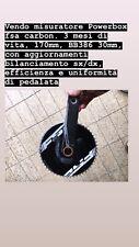 Misuratore di potenza ciclismo Powerbox Fsa Carbon