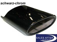 Original BMW Auspuffblende 3er E90 E91 E92 E93 Schwarz Chrom schwarzchrom NEU
