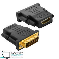 Brand New DVI-D (24+1) Male To HDMI Female Gold Plated Adapter Converter