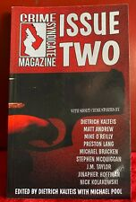 Crime Syndicate Magazine : Issue Two Noir Detective Stories Book