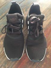 adidas NMD_XR1 Primeknit Men's Shoes - Size 10.5 (M) US, Black/White