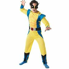 Rubie's Official Marvel Wolverine Adult Costume - Standard Size STD