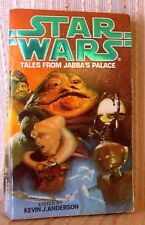 STAR WARS: TALES FROM JABBA'S PALACE, Kevin J Anderson, pb 1996 (9780553504132)
