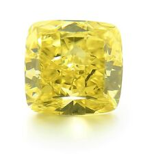 Yellow Diamond  - 1.16ct Natural Loose Fancy Vivid Yellow Canary GIA VVS2