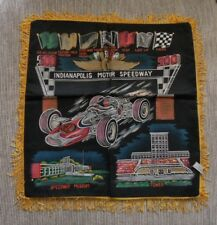 >orig. INDY 500 Indianapolis Motor Speedway COLORFUL & DECORATIVE PILLOW CASE