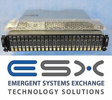 "Dell EqualLogic Ps6100X 24 x 600Gb 10K 2.5"" Sas 14.4Tb 2U iScsi Storage Array"