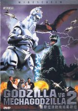 Godzilla Vs Mechagodzilla 2 DVD Japanese NEW English Subtites Region 3 Sci-fi