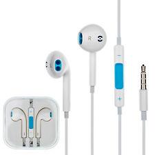 Ecouteurs stéréo avec micro pour Apple iPhone 6 6S 5 5S 4 4S ipad samsung