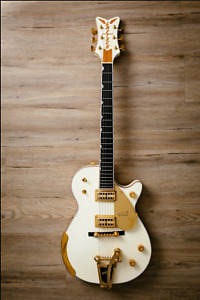 G6134T-58 VINTAGE SELECT '58 PENGUIN™ WITH BIGSBY®, TV JONES®, inc Case