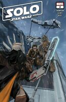 Solo: A Star Wars Story Adaptation #2 COVER A Noto Marvel Comics 2018 1st PRINT
