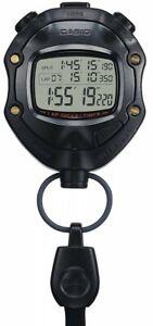 Stopwatch Professional Waterproof HS-80TW-1JH/CASIO