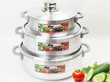High Quality Designer Caldero 3 Pcs Cooking Pots Set