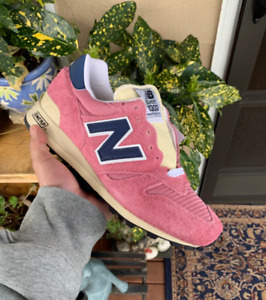 New Balance 1300 Aime Leon Dore PINK M1300AD 10.5 550 yellow red blue grey gray